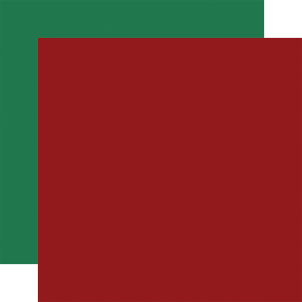ACC189017 Red Green Coordinating Solid