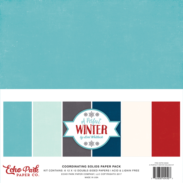 APW136060 A Perfect Winter Solids Pack