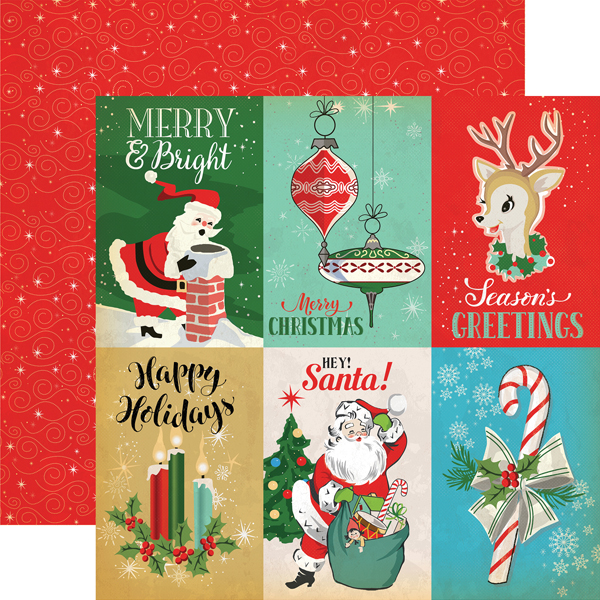 Collections Echo Park Paper Co A Very Merry Christmas