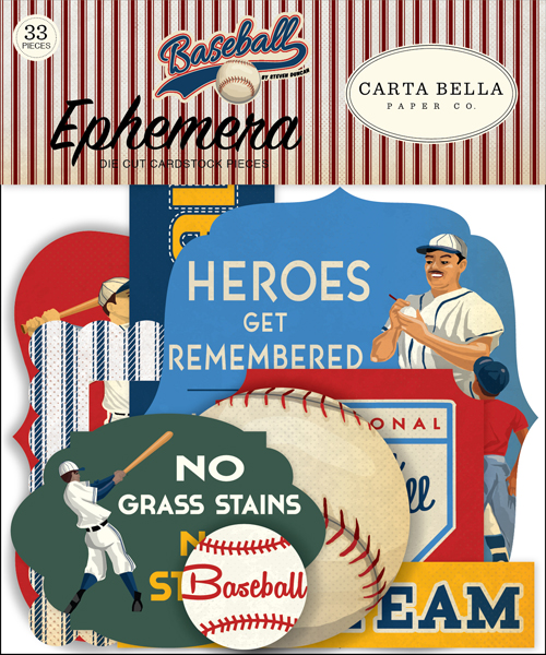 CBBA95024 Baseball Ephemera