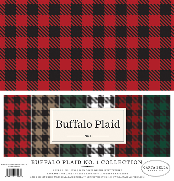 Buffalo Plaid No. 1