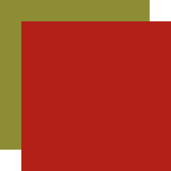 CAU158017 Red Green Coordinating Solid