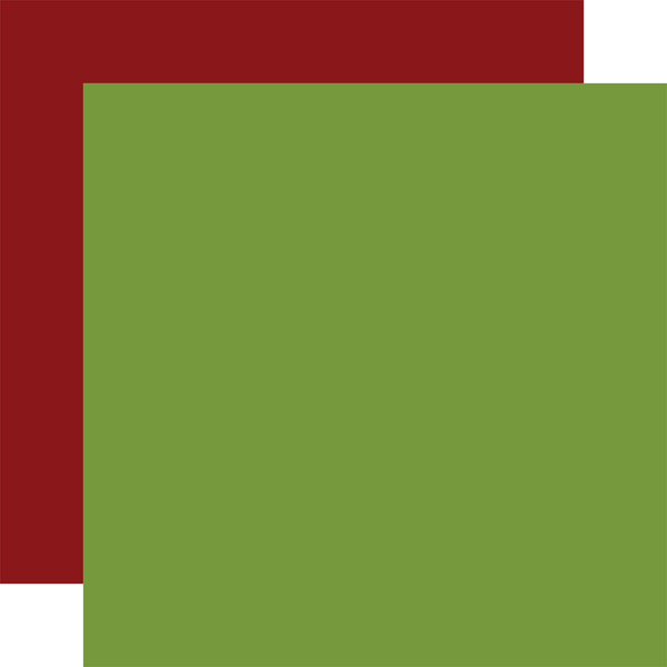 CCH159018 Green Dark Red Coordinating Solid