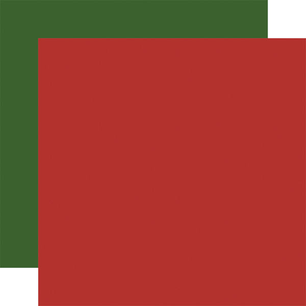 CBCM106017 Red Green Coordinating Solid