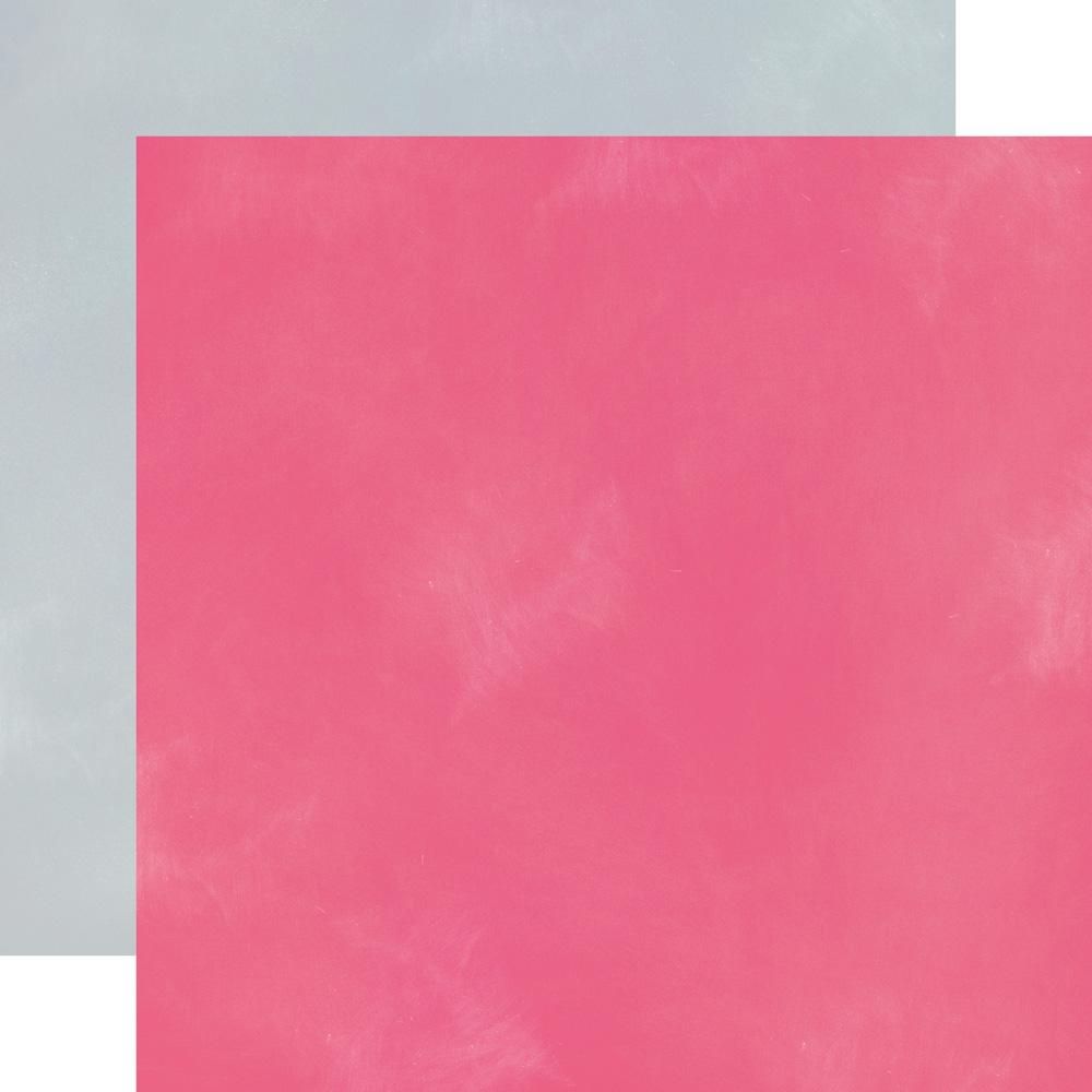 Scrapbook paper echo park - Ca70017 Navy Mint Ca70018 Pink Grey