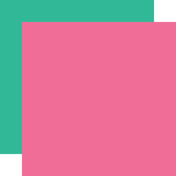 DIS210019 Pink Green Coordinating Solid