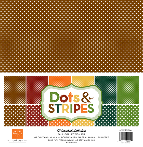 Dots Stripes Fall