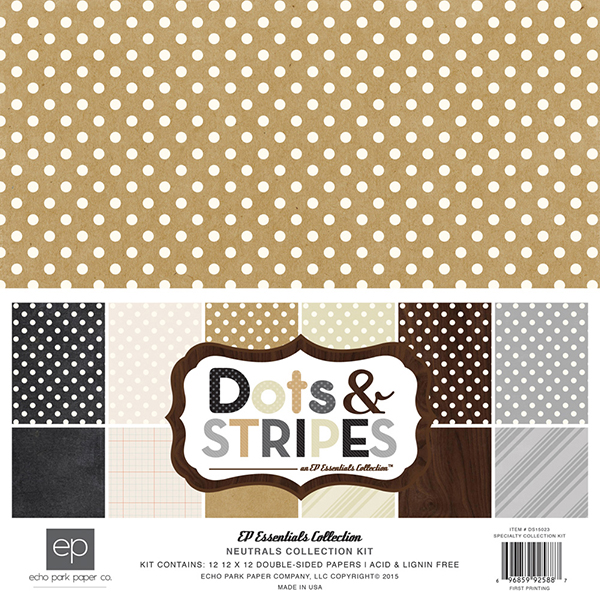 Dots & Stripes Neutrals