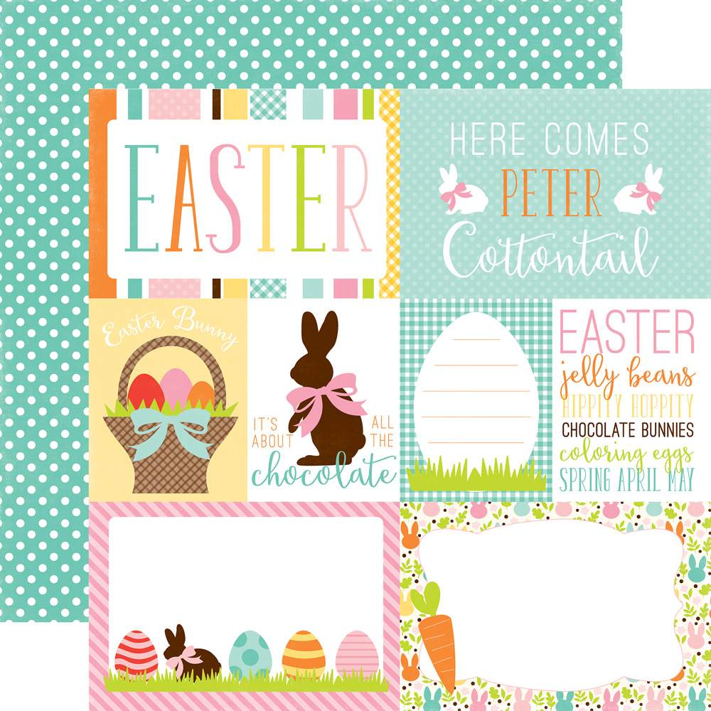 Collections Echo Park Paper Co Easter