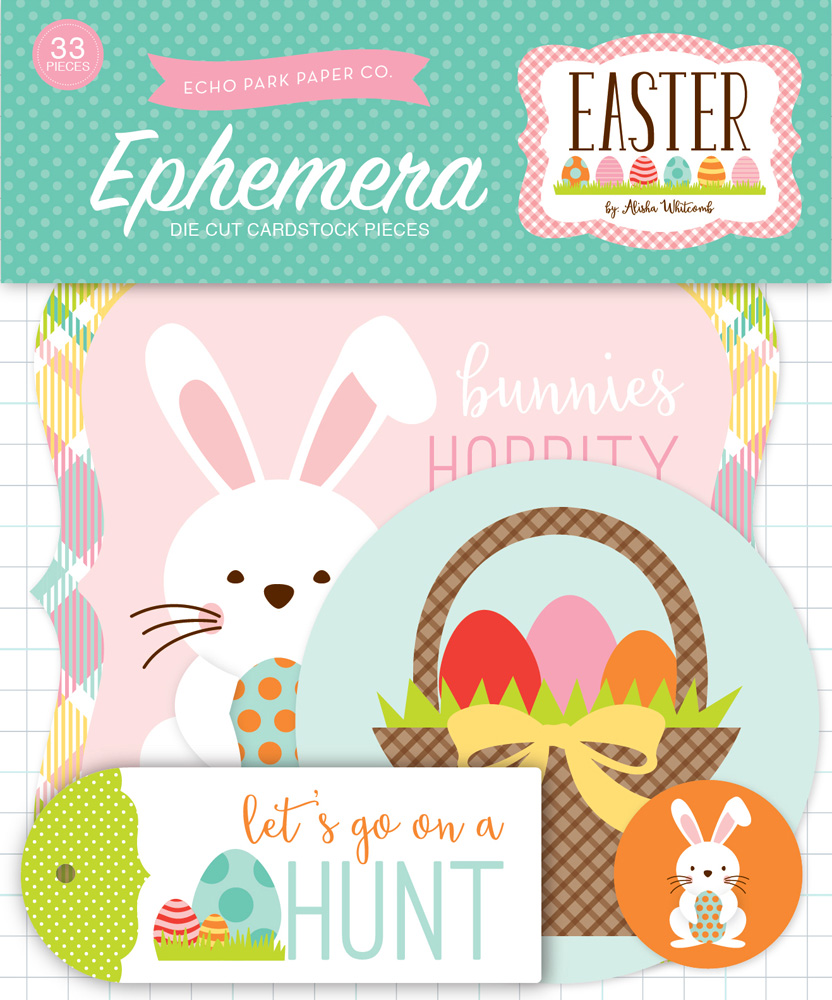 EA100024 Easter Ephemera