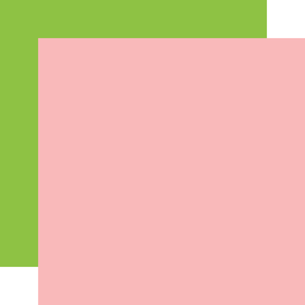 CBFT127019 Pink Green Coordinating Solid