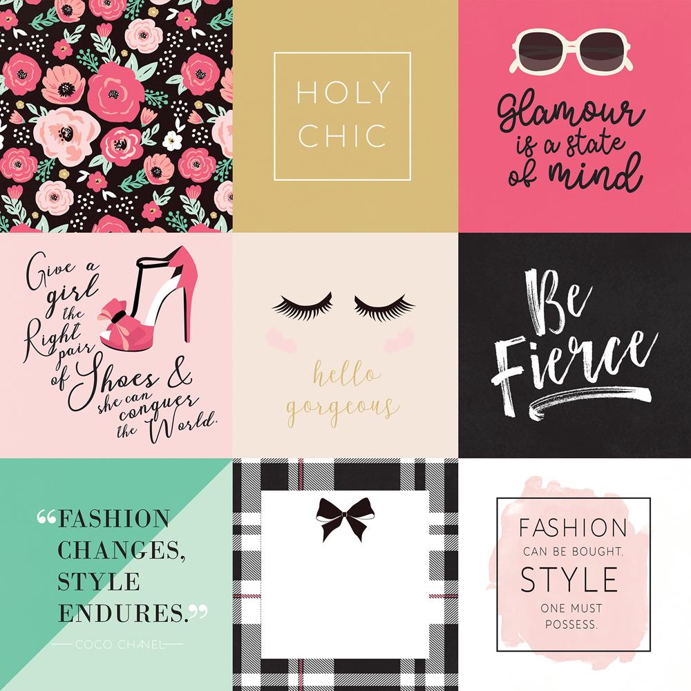 individual paper fashion