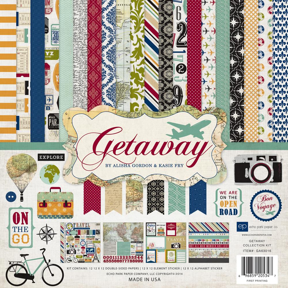 getaway collection kit