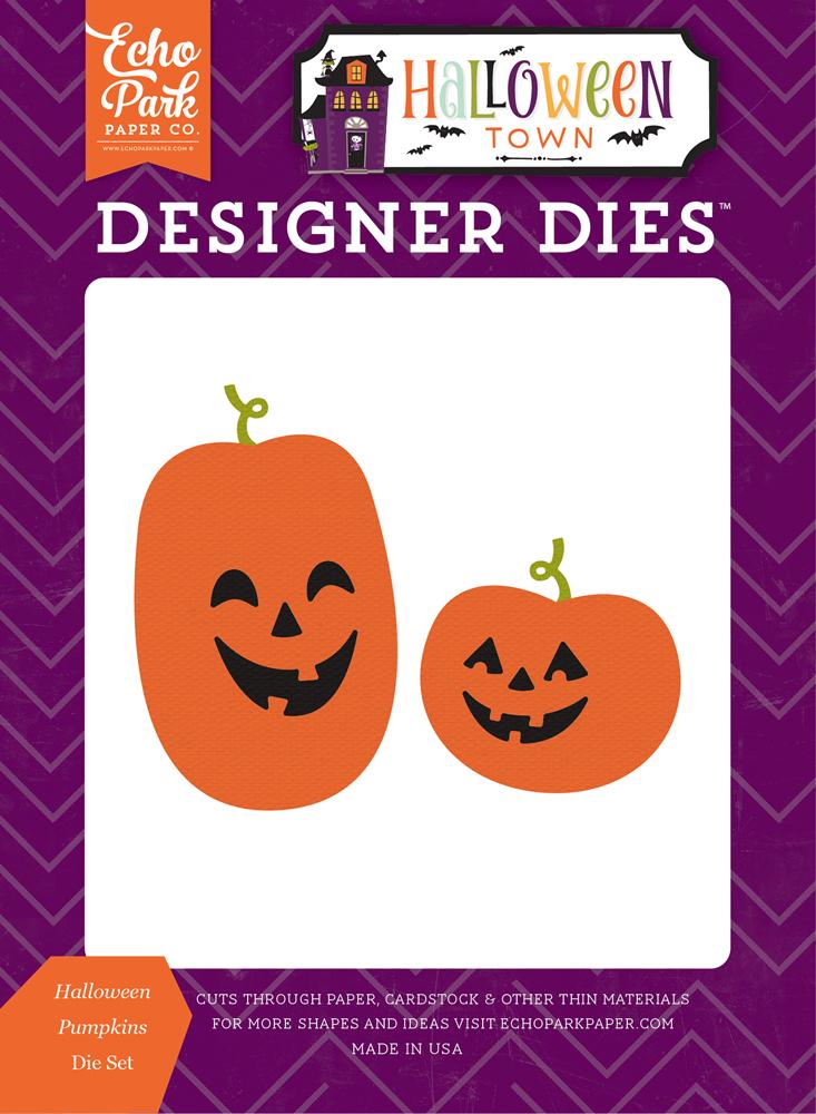 ht133040 halloween pumpkins die set