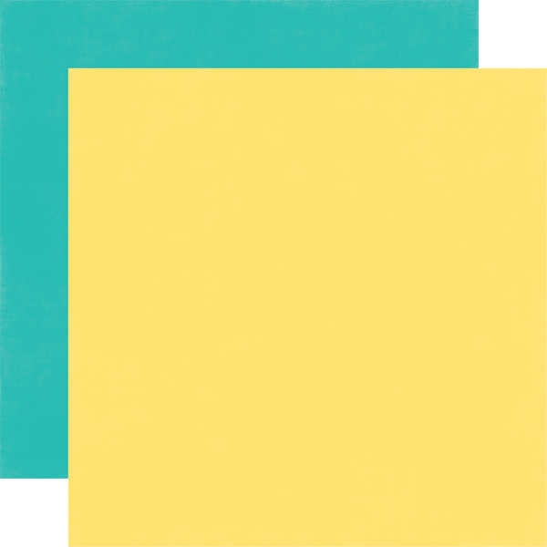 HBB141019 Yellow / Blue Coordinating Solid