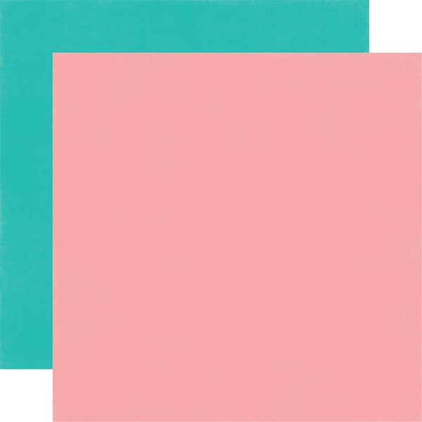 HBG140019 Pink / Teal Coordinating Solid