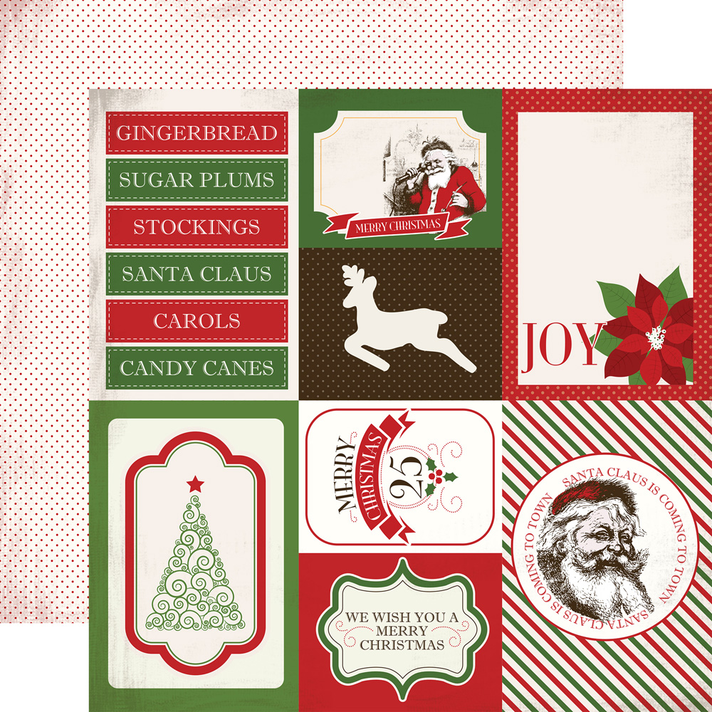 Collections Echo Park Paper Co Have A Very Merry Christmas