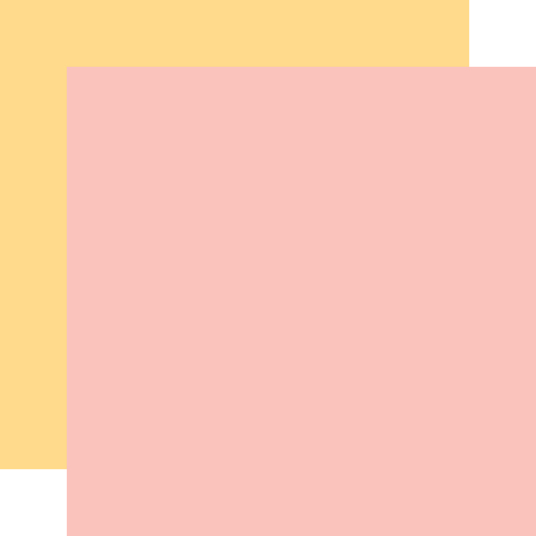 BG171017 Light Pink Yellow Coordinating Solid