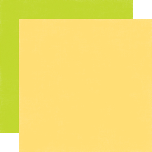 HEE145018 Yellow Green Coordinating Solid