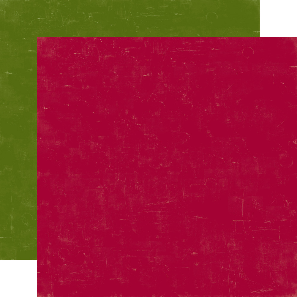 HFH73017 Dk Red Dk Green