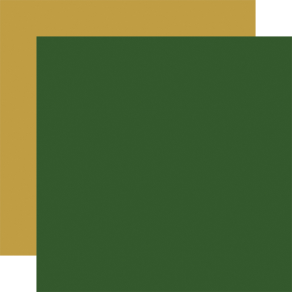 LIN179018 Dk Green Gold Coordinating Solid