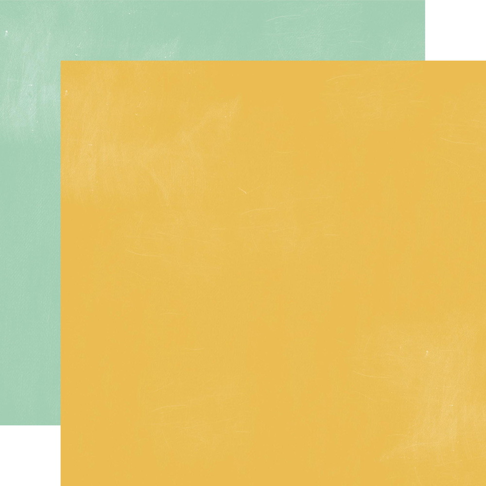 Yellow Teal