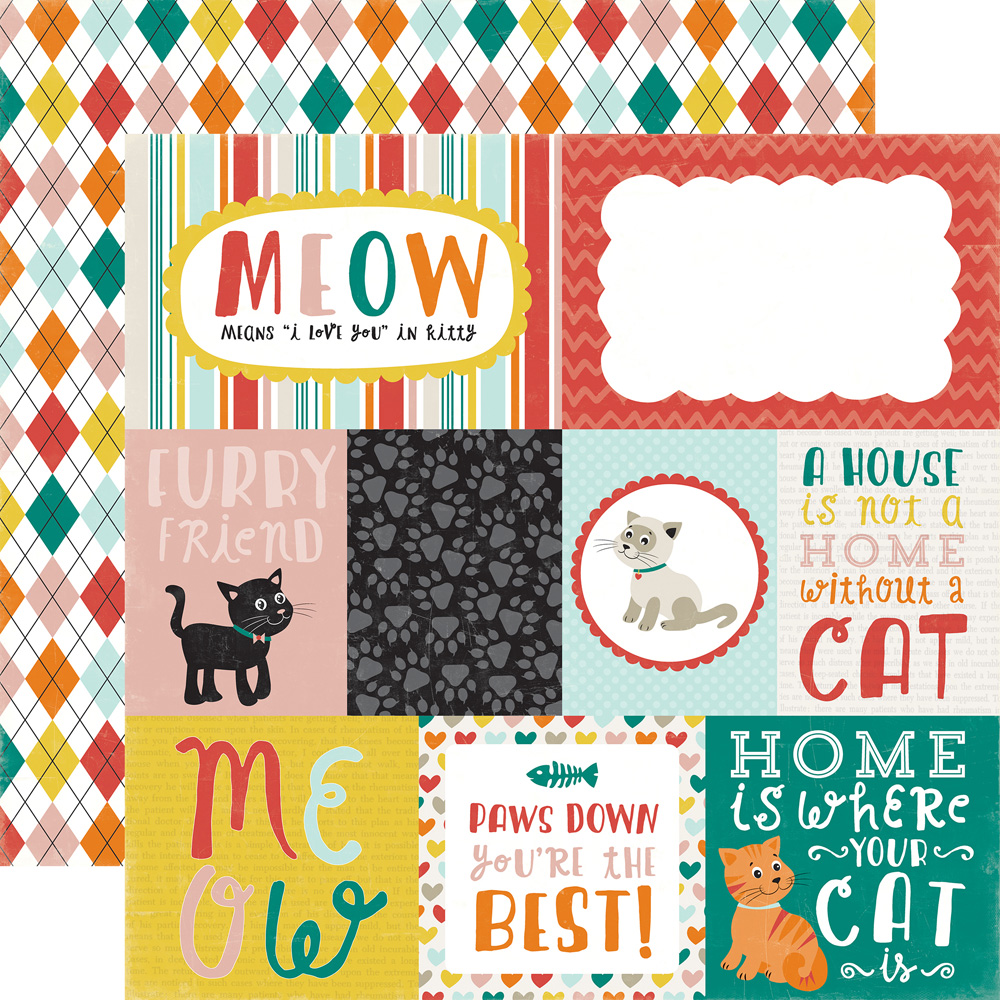 Scrapbook paper collections - Mw96002 Journaling Cards