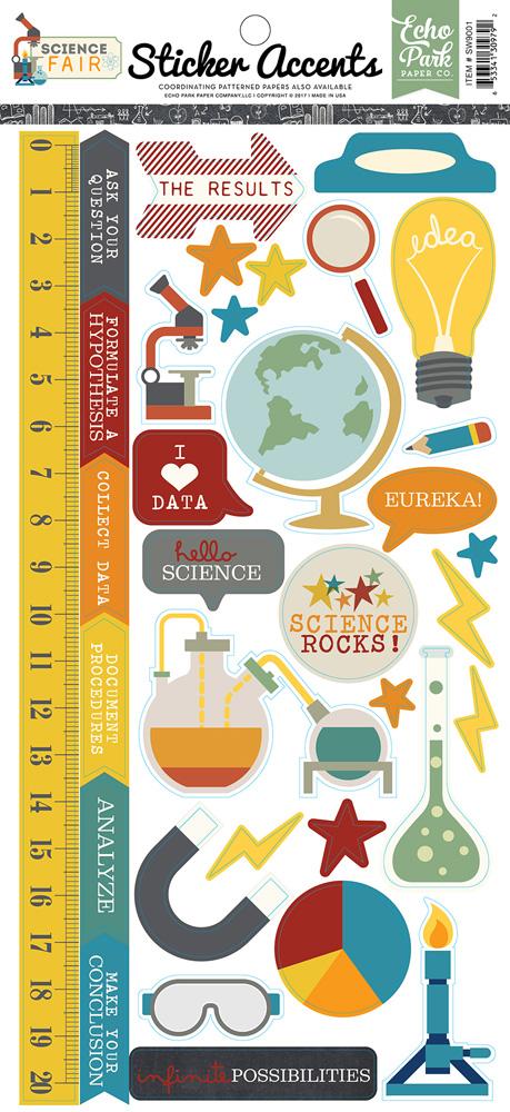science fair mini themes echo park paper co
