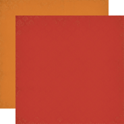 OUB123017 Red Orange<br> Coordinating Solid