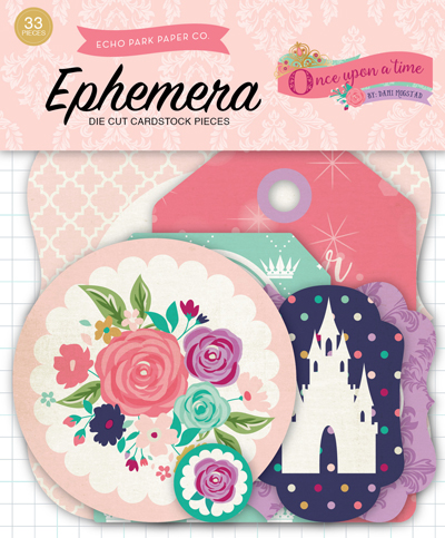 OUG122024 Once Upon A Time - Princess Ephemera