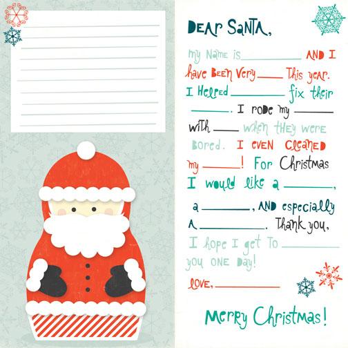 Collections | echo park paper co. | Dear Santa