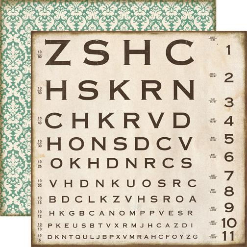 optical chart