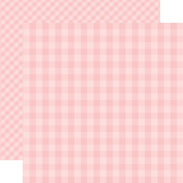 Echo Park Paper Company Spring Gingham Collection Kit