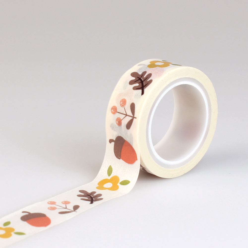 Collections echo park paper co the story of fall for Decoration tape