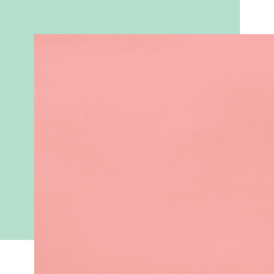 DR126017 Pink / Mint - Coordinating Solid