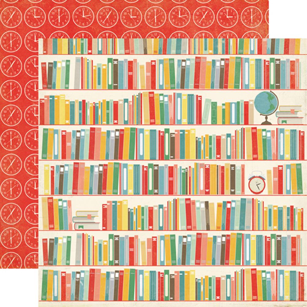 Scrapbook paper books - Tp90012 Rulers Tp90013 Books