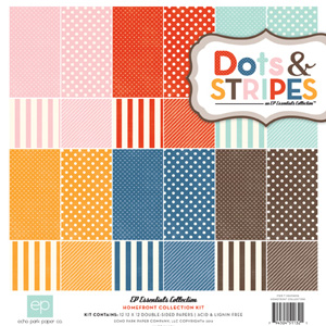 Dots and Stripes Homefront