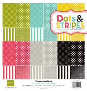 Dots & Stripes Soda Fountain