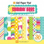 SD14023 6x6 Paper Pads