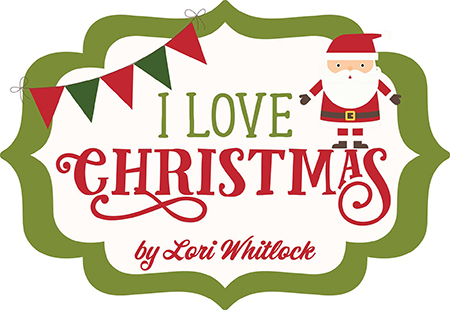 I Love Christmas.Collections Echo Park Paper Co I Love Christmas