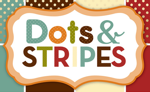 Collections | echo park paper co  | Dots and Stripes Autumn