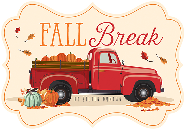 Image result for Fall Break images