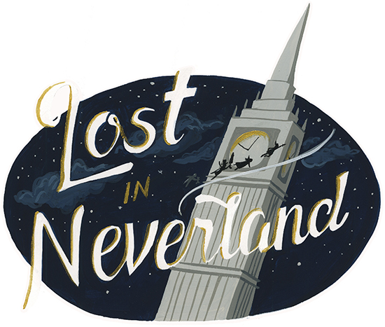 Lost in Neverland