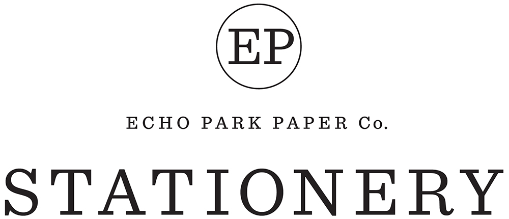 Echo Park Paper Stationery